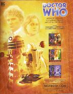 Final Sixth Doctor and Charley audios ad