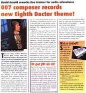 Doctor Who Magazine 298 (4)