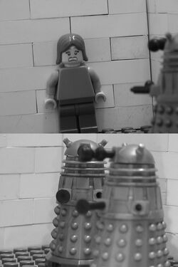 Doctor Who scene recreations