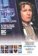 Big Finish Eighth Doctor ad