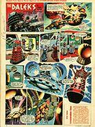 January 1966 TV21 Dalek comic page