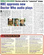Doctor Who Magazine 275 (4)