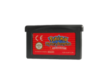 Pokemon Mystery Dungeon Red Rescue Team Game Cartridge