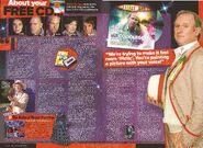 Doctor Who Magazine 393 (4-5)