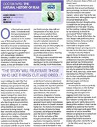 Dr Who Magazine -342 - 47 Gothscan