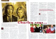 Charley says... pages 1-2