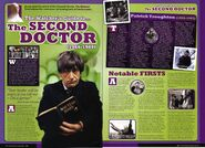 The Watcher's guide to the Second Doctor
