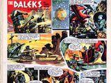 Doctor Who/TV21 Dalek comic strips