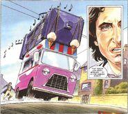 Memory Lane comic preview