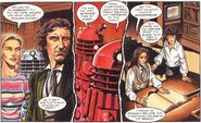 The Time of the Daleks comic preview