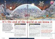 Doctor Who Magazine 297 (8-9)