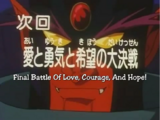 Episode 50: Final Battle of Love, Courage, and Hope!