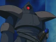 Cursed Armor Knight