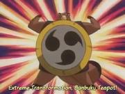 Tanuki Bunbuku Teapot