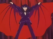 Que-chan The Vampire