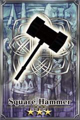 Square Hammer