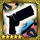 Forbidden Fruit Pistol Icon