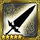 Rusty Sword Icon