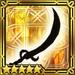 Gold Saber Icon