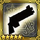 Rusty Pistol Icon