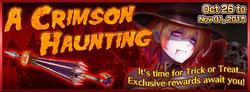 A Crimson Haunting
