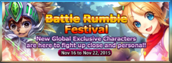 Battle Rumble Festival