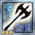 Flame Axe Icon