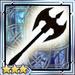 Flame Axe Icon