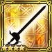 Gold Rapier Icon