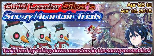 Snowy Mountain Trials