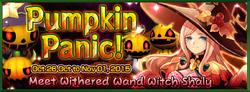 Pumpkin Panic!