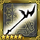 Rusty Wand Icon
