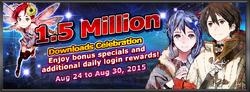 1.5MillionDownloads