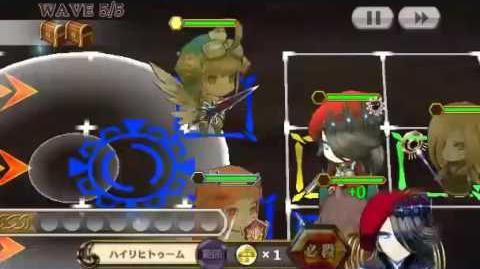 【チェンクロ】オリヴィア 2-4【キャラストーリー】