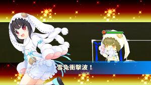 自稱雪兔的女孩瑞蓮 skillSpeech