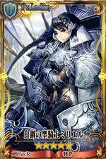 白鋼の聖騎士ミリエル