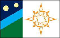 Flag chakona Goldfur