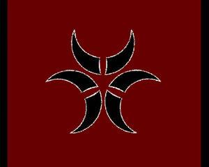 Flag rashka chakatblackwater