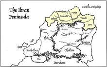 Roknari-princedoms-map