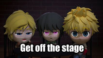 RWBY Get Off The Stage
