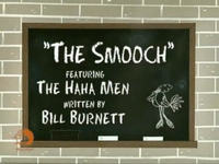 The Smooch titlecard