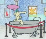 Granny in the Bathtub