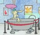 Bathtub Granny