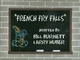 French Fry Falls Title Card