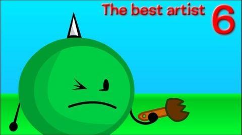 Challenge To Win episode 6 - The best artist-0