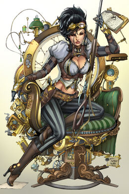 Lady mechanika m de balfo by sinhalite-d665xdu