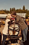 Engagement-couple-kissing-farm-81469