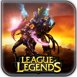 League of Legends by pjmorris