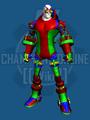 Steampunk Cyborg Set