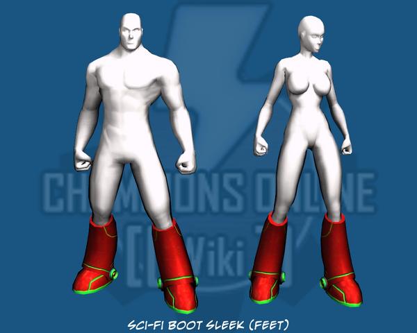 File:Sci-fi Boot Sleek (Feet).png